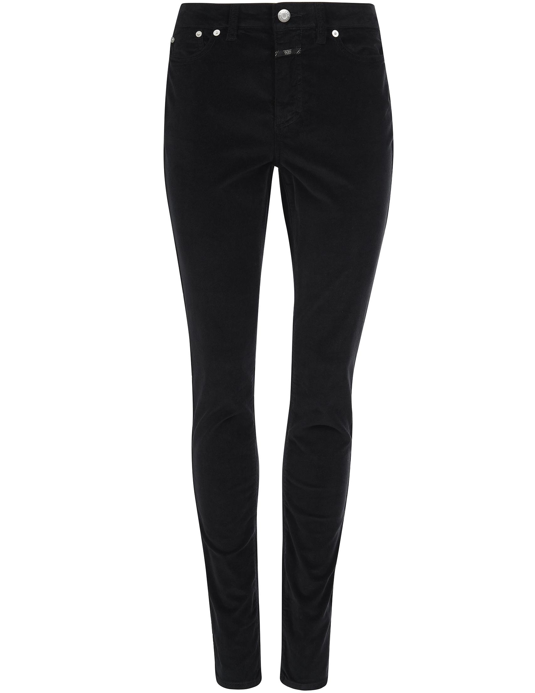 Женские брюки CLOSED C91099-38C-100_black