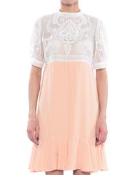 Женское платье SILVIAN HEACH CVP17740VE3G-paglia