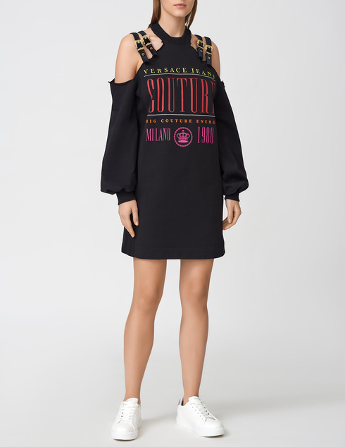 Versace Jeans Couture 71HAO977-F0007-black фото-4