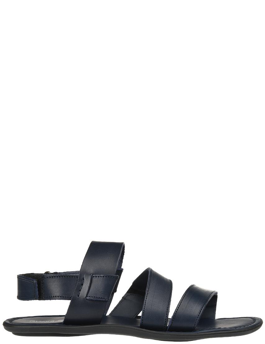 Мужские сандалии GIANNI FAMOSO 73454_blue