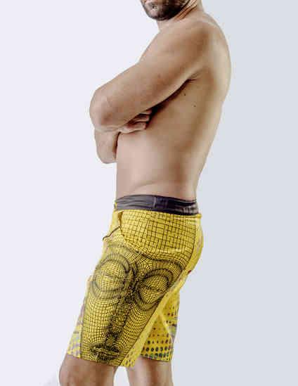 Geronimo 1712g1-17121-yellow