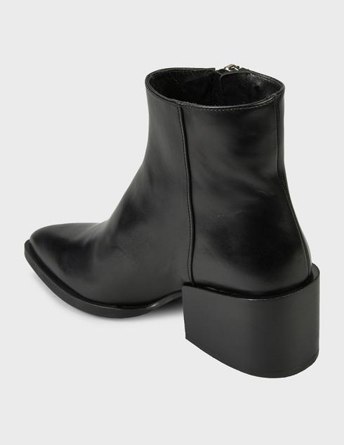 женские черные Ботинки Pertini 202W30242D1 - фото-2