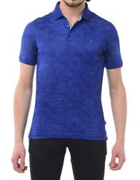 Мужское поло JOOP 3093-blue