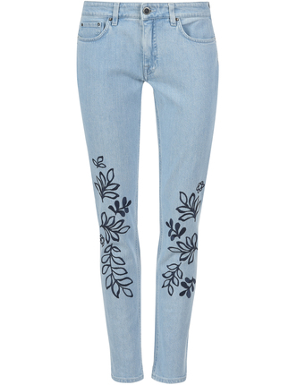 VICTORIA BECKHAM джинсы