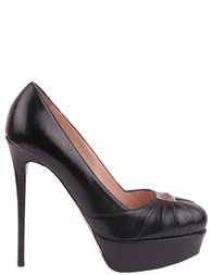 Женские туфли TUNA 1232-black