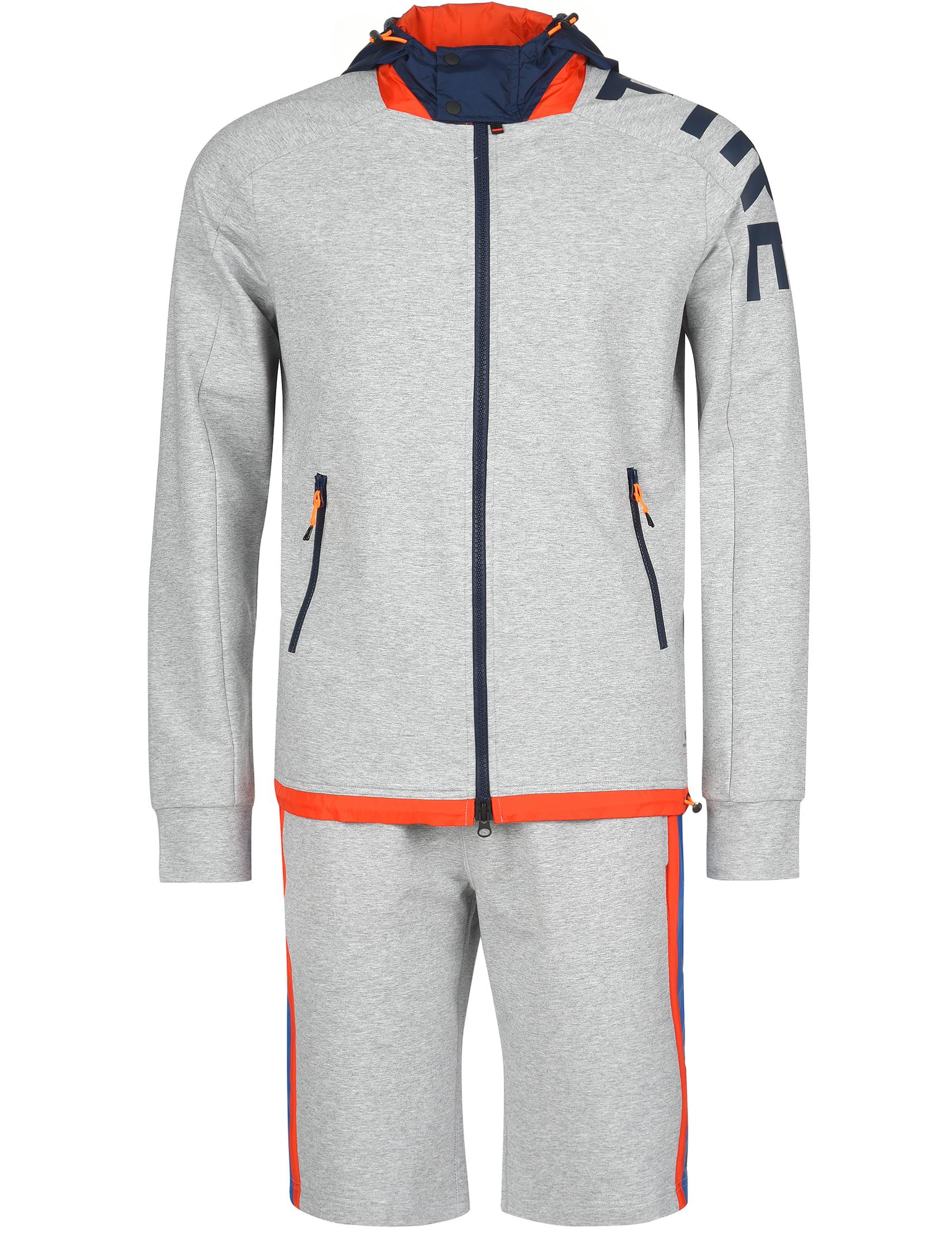 Купить Спортивный костюм, BOGNER, Серый, 70%Хлопок 24%Полиэстер 6%Эластан, Весна-Лето