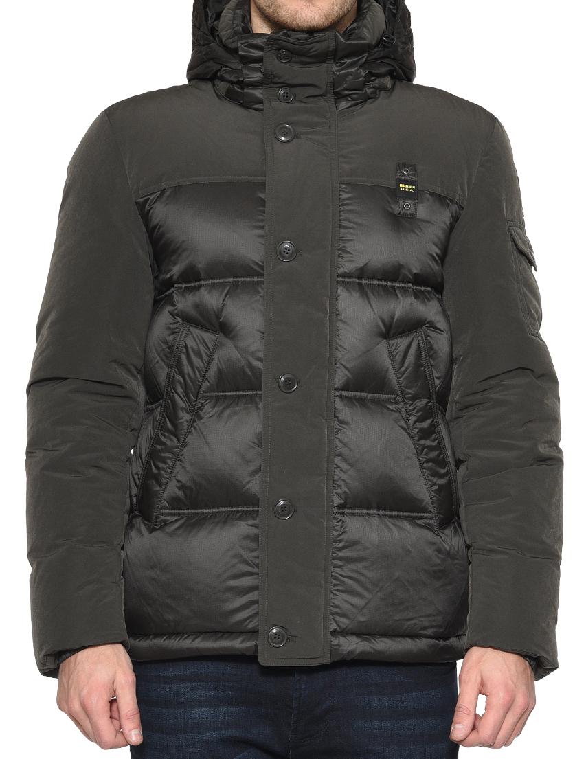 Купить Куртка, BLAUER, Зеленый, 100%Полиамид;85%Полиэстер 15%Полиамид, Осень-Зима