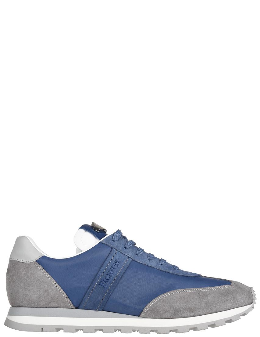 Мужские кроссовки Cesare Paciotti 53872-gary