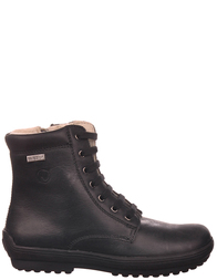 Детские ботинки для мальчиков NATURINO Campiglio-black