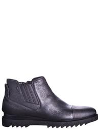 Мужские ботинки GIANFRANCO BUTTERI 17437-black