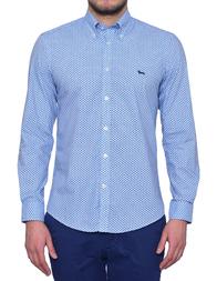 Мужская рубашка HARMONT&BLAINE HBCX01101905846_blue