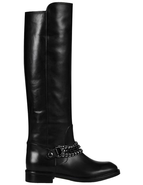 женские черные Сапоги Loriblu 0ICLB110CC - фото-2