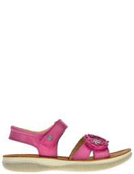 Босоножки для девочек Naturino 5731-fuxia_pink