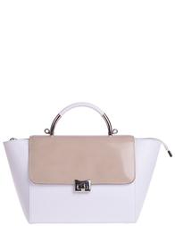 Женская сумка DI GREGORIO 401SAFFIANO_white