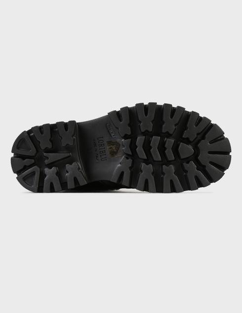 женские черные текстильные Ботинки Loriblu 2I4TL11500 - фото-5