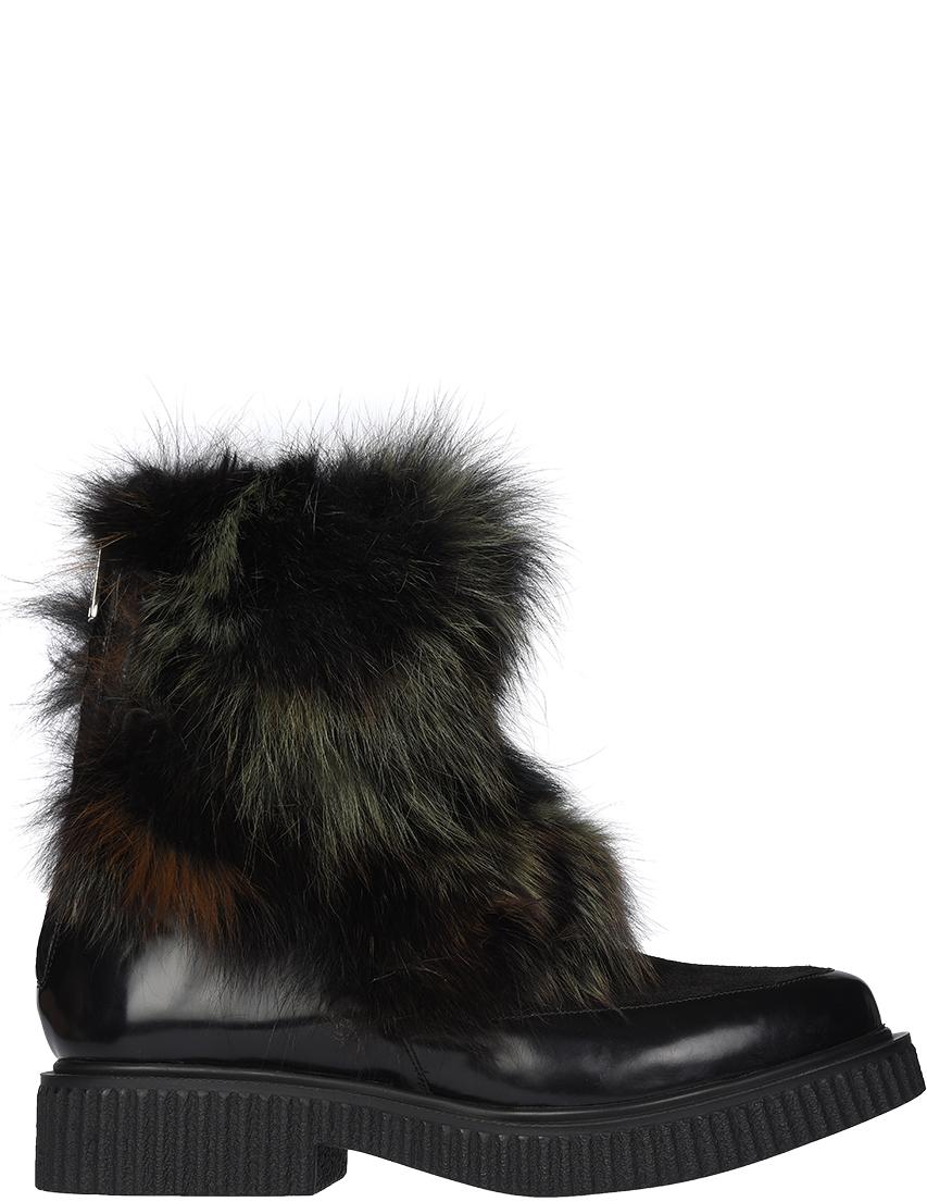 Женские ботинки Iceberg ICE1206_black