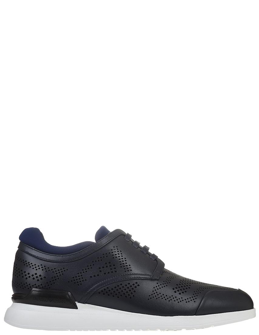 Мужские кроссовки Emporio Armani 500-blunotte_blue