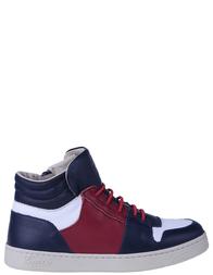 Детские кроссовки для мальчиков GUCCI 340873BOQDO4068_blue