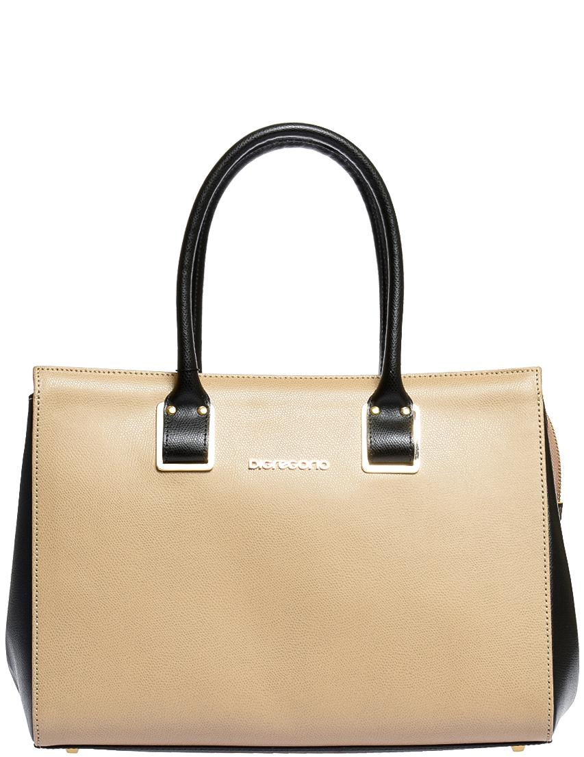 Купить Женские сумки, Сумка, DI GREGORIO, Бежевый, Осень-Зима