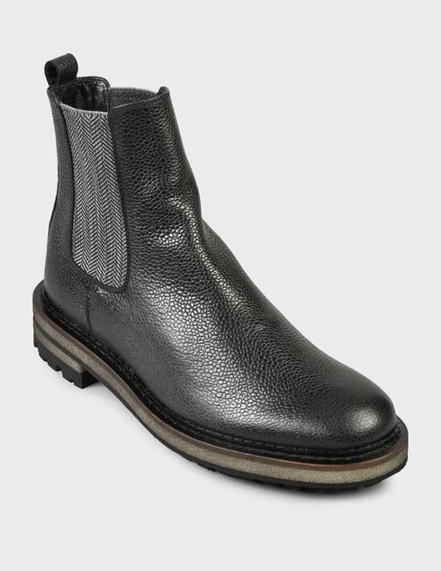черные Ботинки Pertini 202M24843D2
