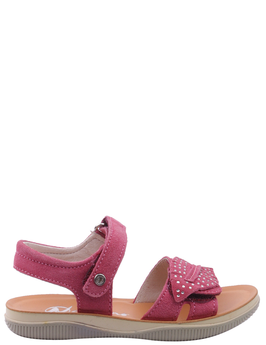 Детские босоножки для девочек NATURINO 5653-rose