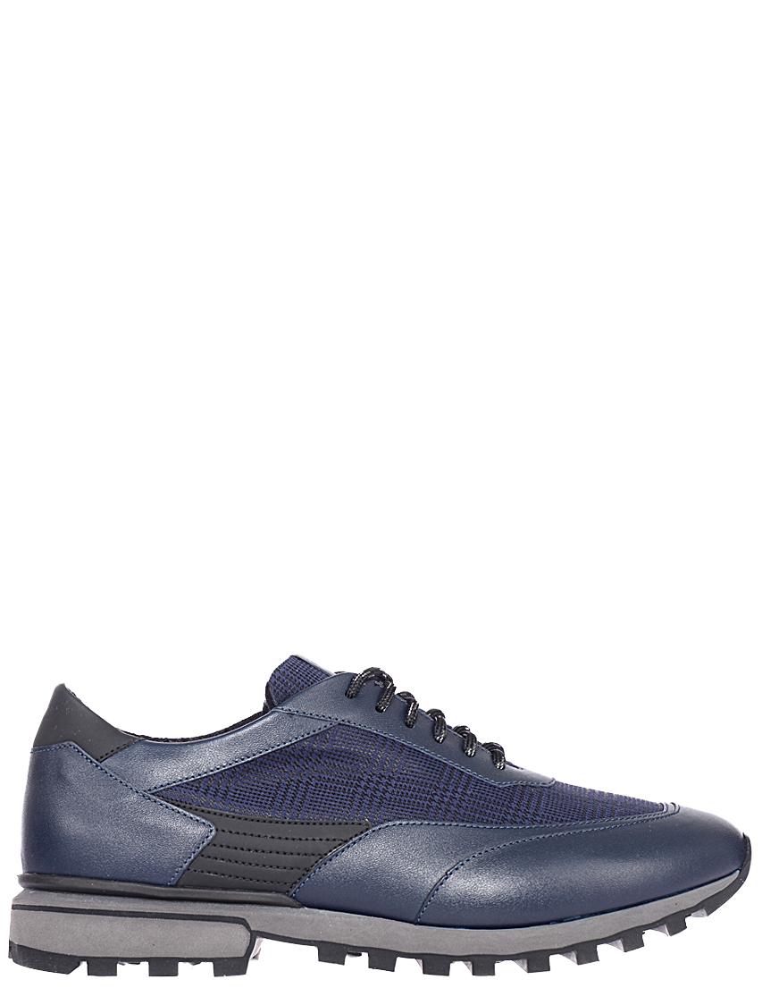 Мужские кроссовки Alberto Guardiani 75461_blue