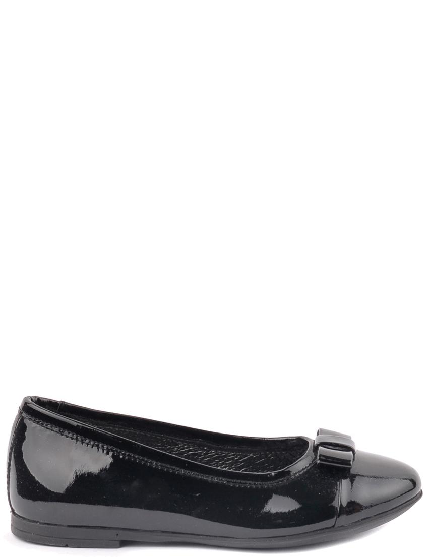 Детские туфли для девочек PATRIZIA PEPE ppj101462black