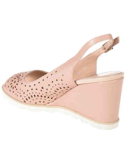 розовые женские Босоножки Donna Serena 7357_pink 4193 грн