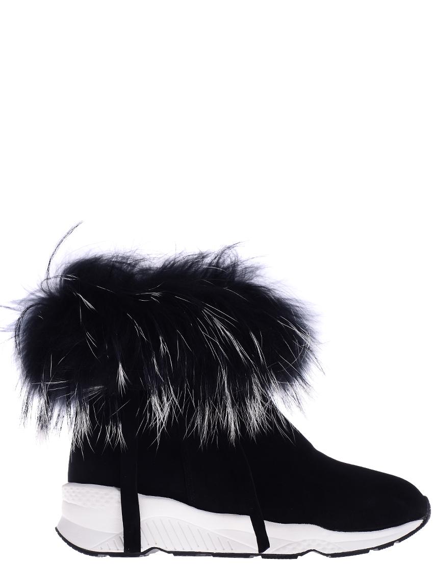 Женские ботинки Gianni Renzi AGR-1009C_black