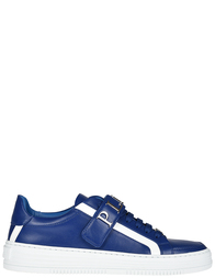 Женские кроссовки Philipp Plein 1077_blue