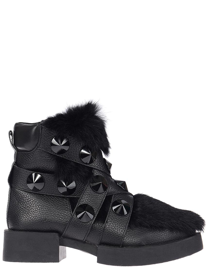 Купить Ботинки, KAT MACONIE, Черный, Осень-Зима