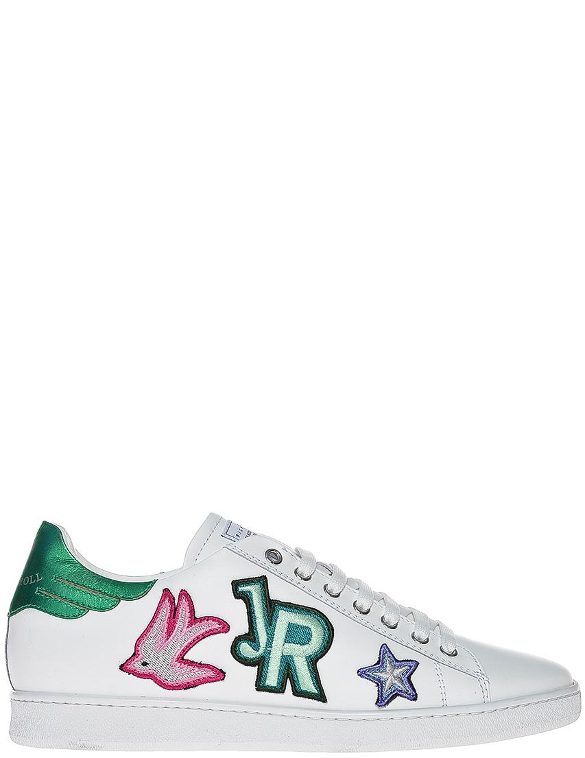 Мужские кроссовки John Richmond 2632_white