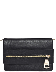Женская сумка Patrizia Pepe 6554_black