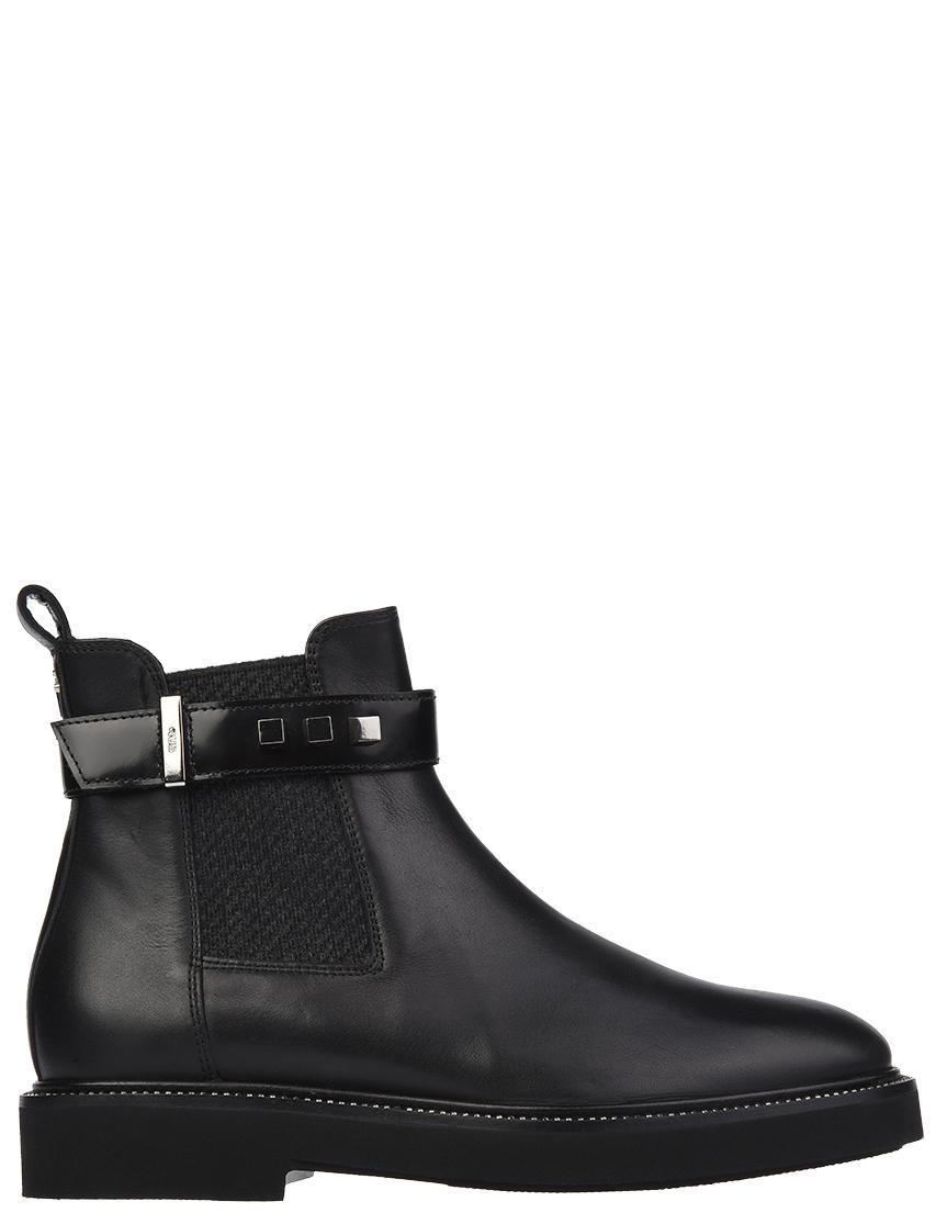Женские ботинки 4US Cesare Paciotti D10BDC_black