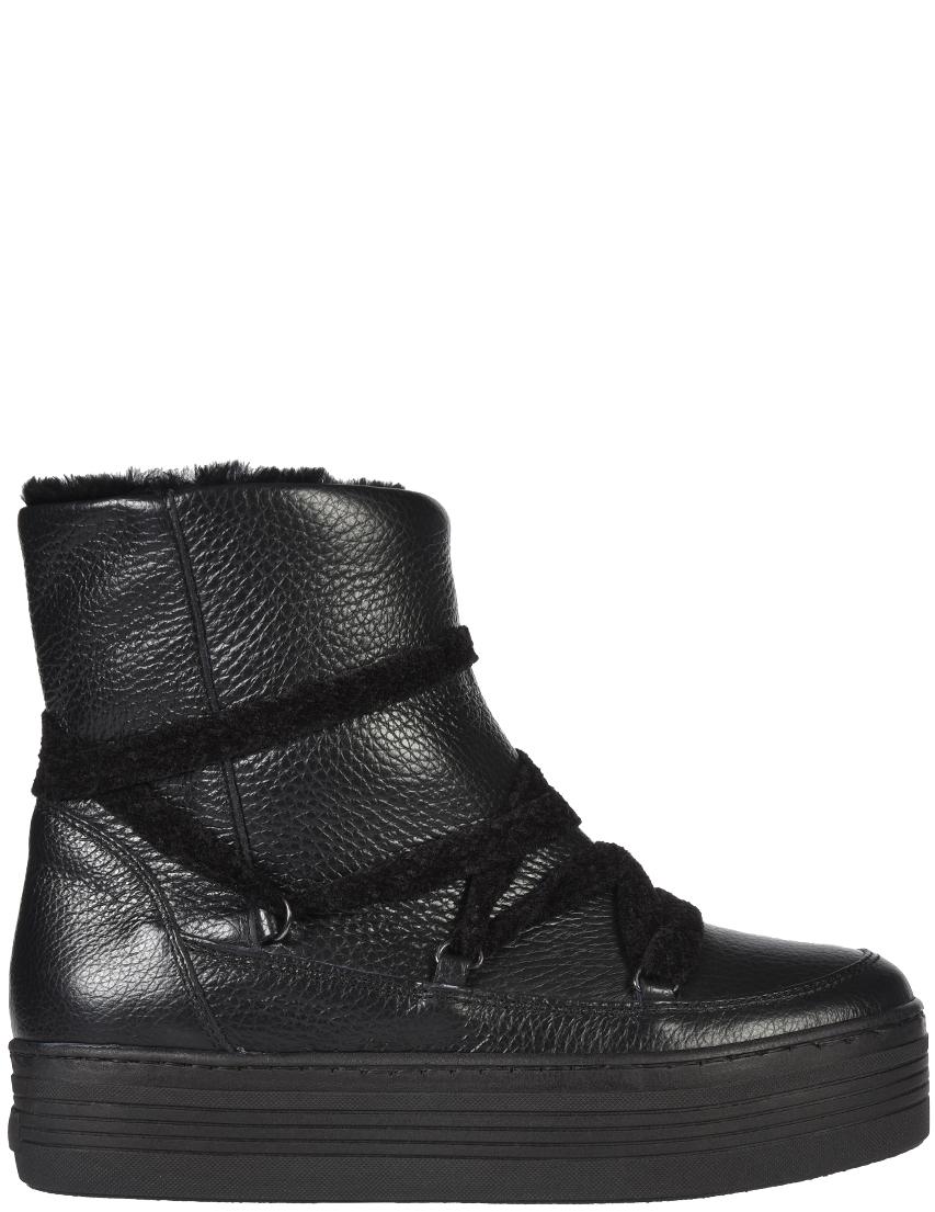 Купить Ботинки, A&M, Черный, Осень-Зима