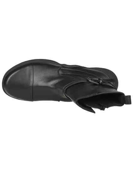 черные Ботинки L'Estrosa 514_black размер - 36; 37; 38; 40