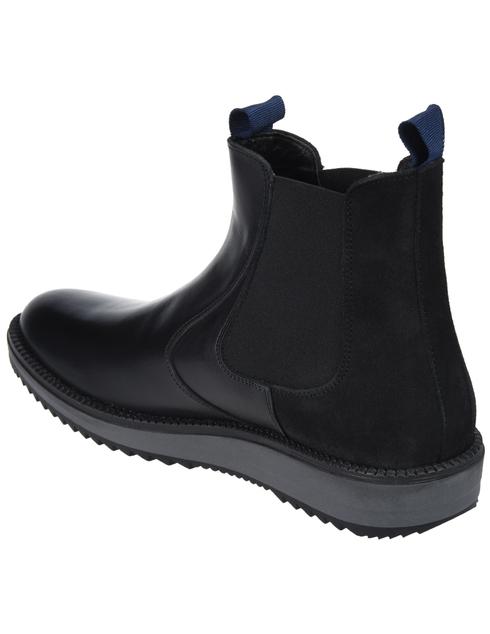 черные Ботинки Trussardi AGR-77A002039Y099999-E708 размер - 41; 45