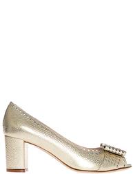 Женские туфли PAREO 2635_gold