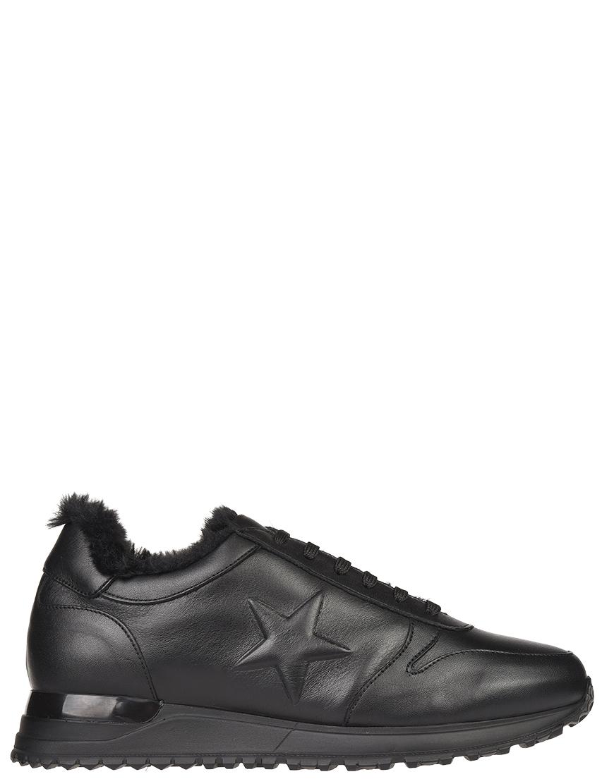Мужские кроссовки GIANNI FAMOSO A31931-PEL_black