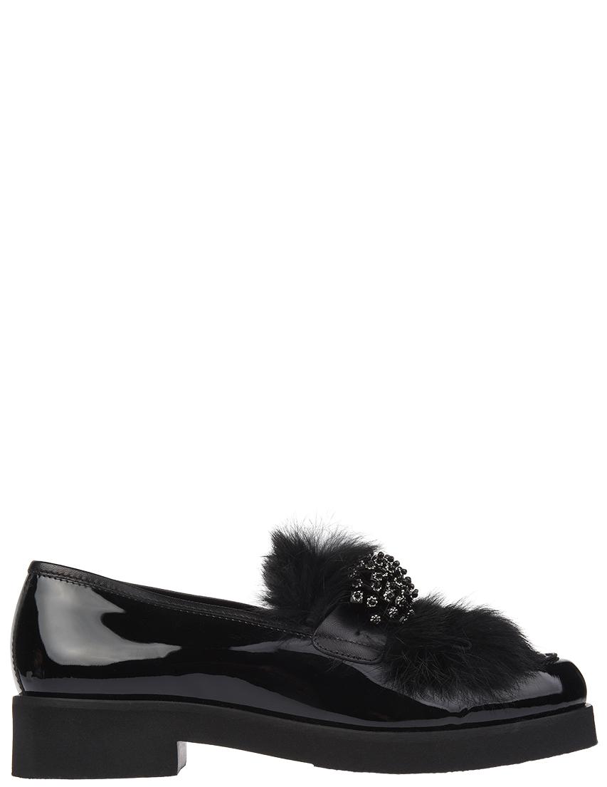 Купить Туфли, LUCA GROSSI, Черный, Осень-Зима