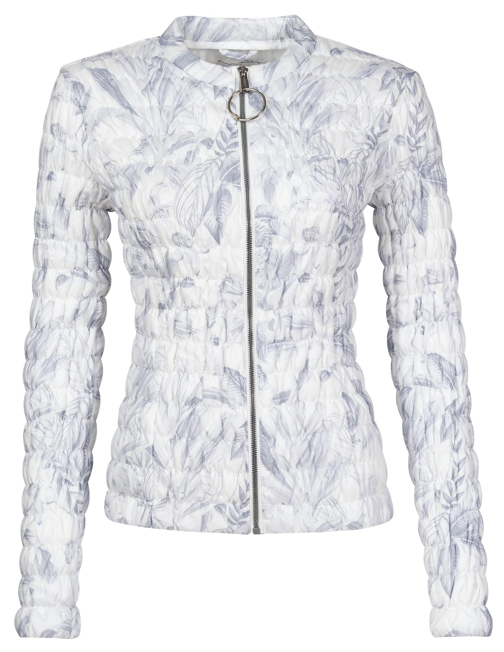 Купить Куртка, GUESS, Белый, 100%Полиэстер, Весна-Лето