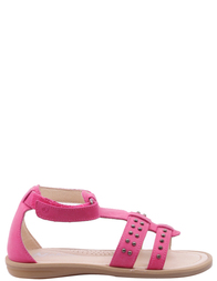 Детские сандалии для девочек NATURINO 2364-rose