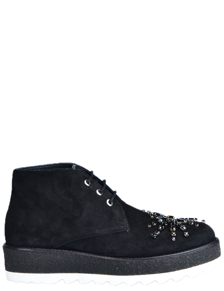 Женские ботинки SEBASTIAN 7227-black