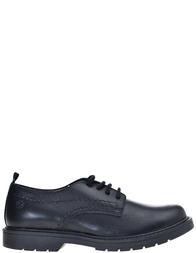 Детские туфли для мальчиков Naturino 4002-nero-vitello_black