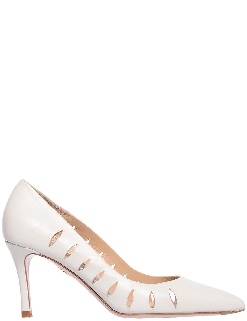 Туфли, Белый