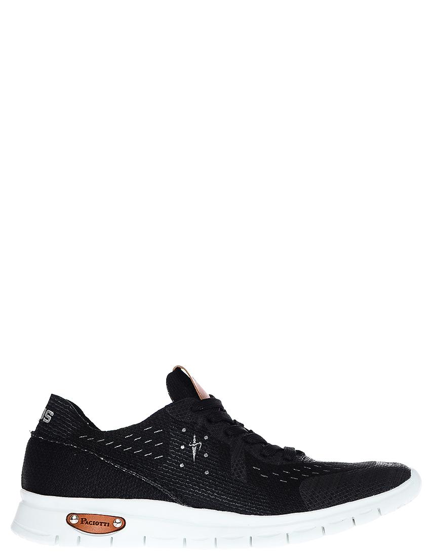 Мужские кроссовки 4US Cesare Paciotti WU2T_black