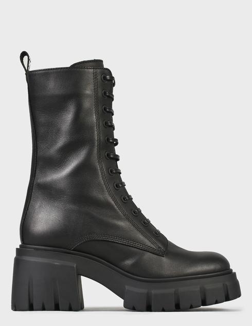 женские черные Ботинки Loriblu 2I6TM11300 - фото-7
