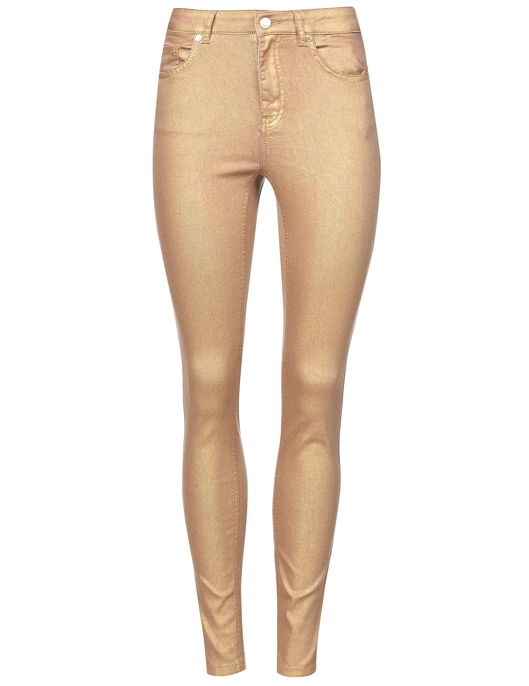 Женские брюки SILVIAN HEACH PGA18876JE-gold