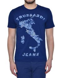 Футболка TRUSSARDI JEANS 52T2653-47