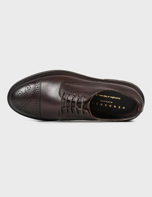 коричневые мужские Броги Henderson Baracco 81218.L.0 15755 грн